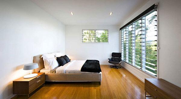 serene bedroom design idea