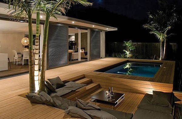 Stunning unique decks 16 inspirational ideas for Modern yard ideas