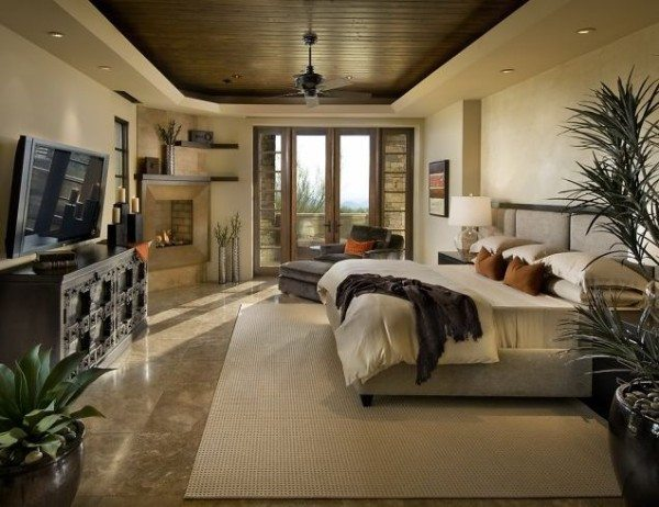 sophisticated cozy bedroom with down comforter 600x462 How to Clean a Down Comforter