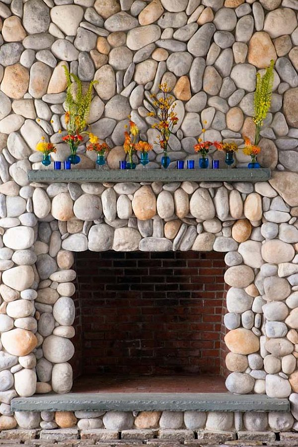 stone mantle decoration How to Personalize Your Mantle Decor