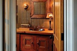 Ideas for an Impressive Powder Room