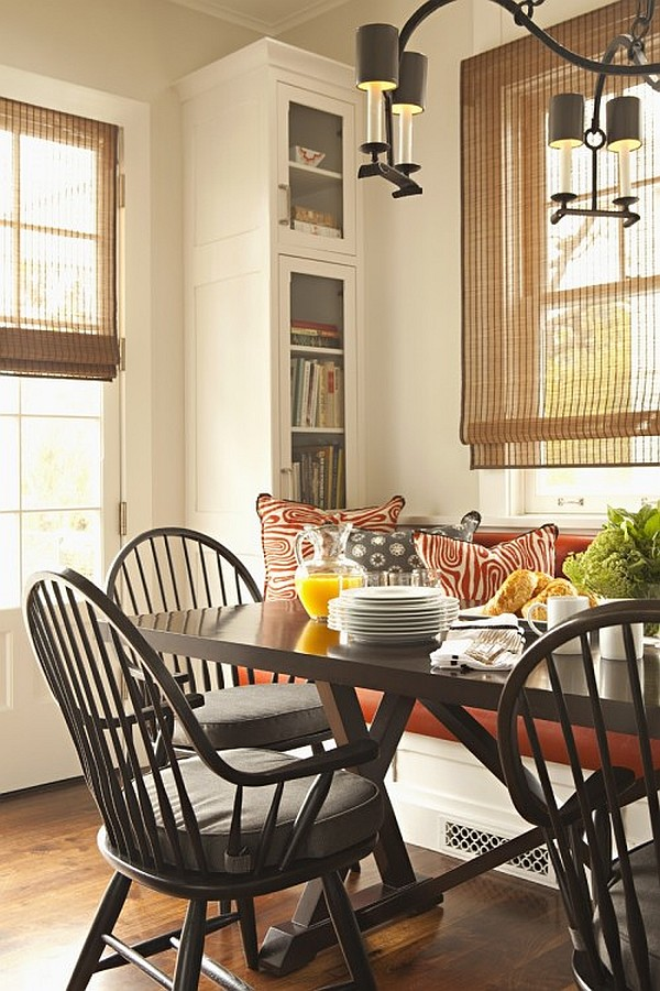 22 stunning breakfast nook furniture ideas for Dining room nook ideas