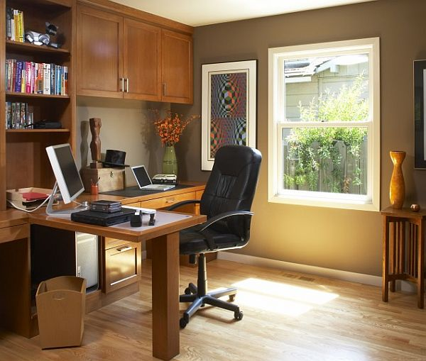 15 Awesome Home Office Designs To Boost Your Productivity: Tips To Make The Most Of Your Home Office Space