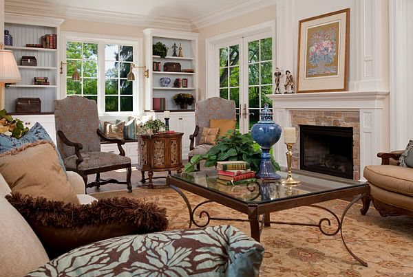 Traditional Living Room Interior Design how to maintain traditional designs without becoming boring