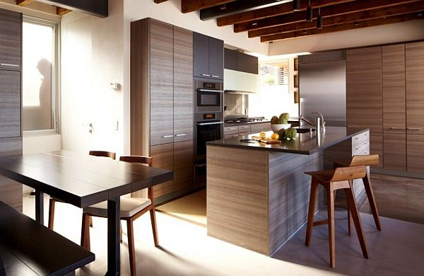 Updating your kitchen cabinets replace or reface for Ultra modern kitchen cabinets