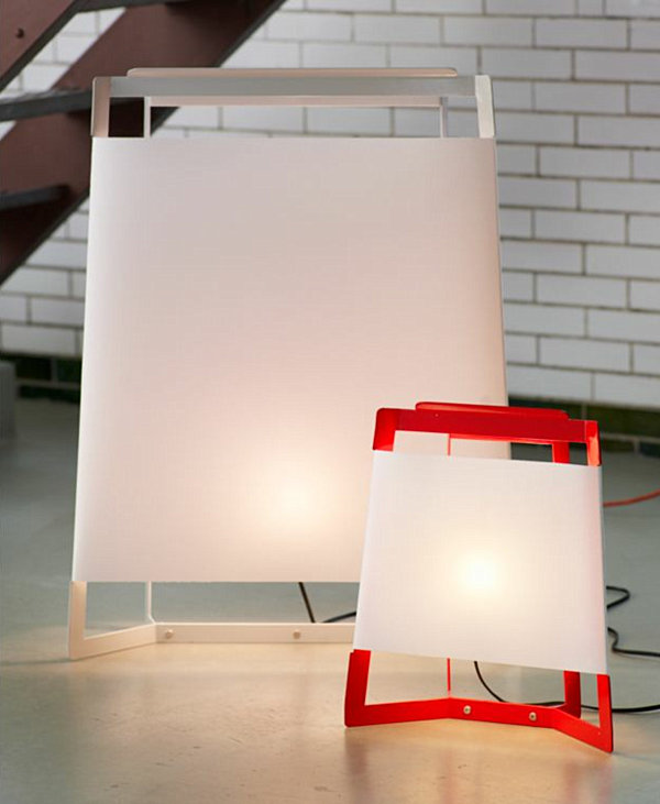 ultra-modern-cotton-and-steel-table-lamps
