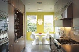 Buttercream Isn't Just for Baking: DIY Yellow Infused Kitchens