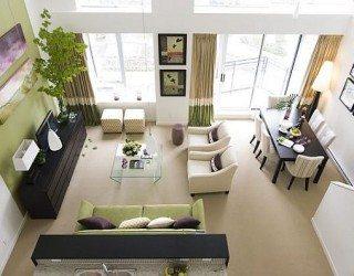 Garden-Inspired Living Room Ideas