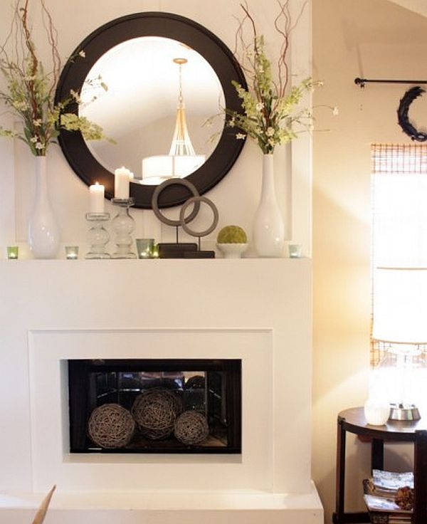 6 Ideas On How To Display Your Home Accessories: Mantling The Mantle Piece