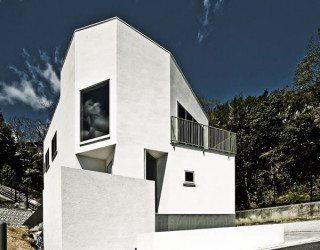 Nomura 24: Minimalist Japanese Home