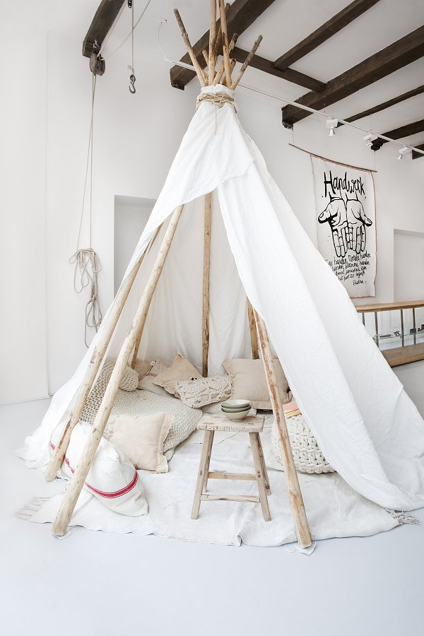 Shop Design: The Wonderful Sukha in Amsterdam
