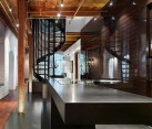 Candy Factory Lofts Penthouse - luxury kitchen design