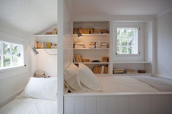 Cozy nook design for guests