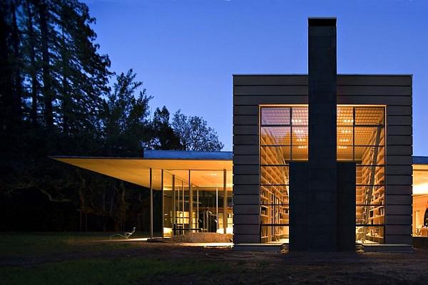 Creekside Residence 15 modern lighting