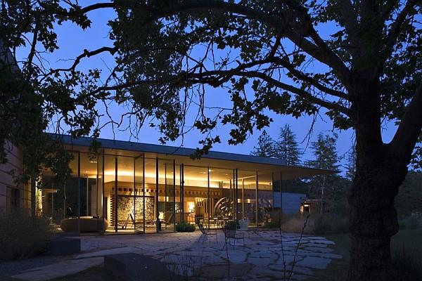 Creekside Residence 17 modern lighting interior design