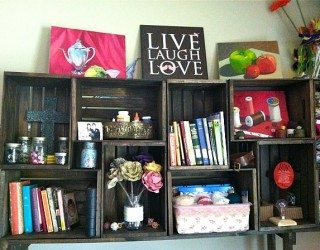 DIY: Brighten Up Your Bookshelf and Reading Life