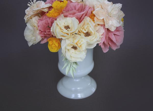 Flower power 25 dazzling floral arrangements creative containers mightylinksfo