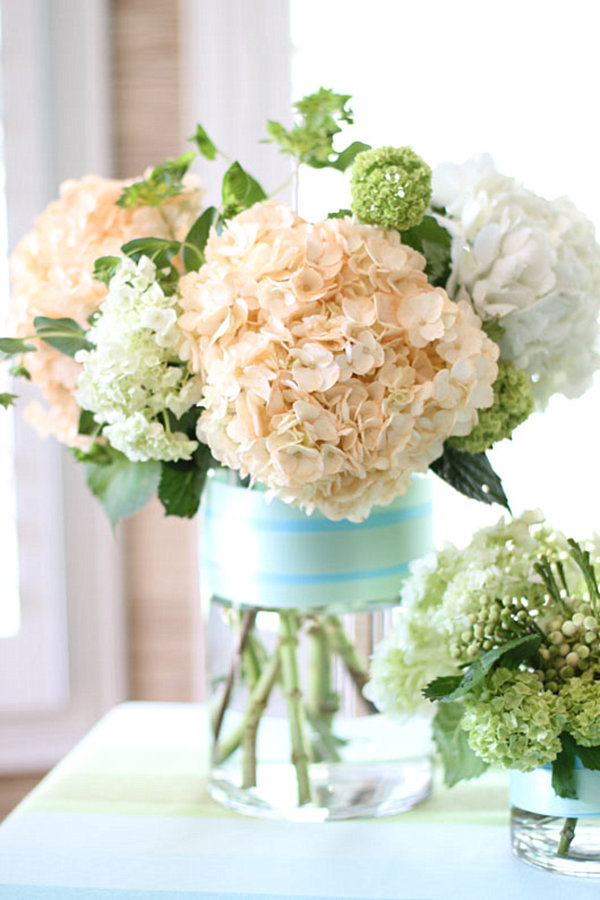 How To Make Floral Arrangements flower power: 25 dazzling floral arrangements
