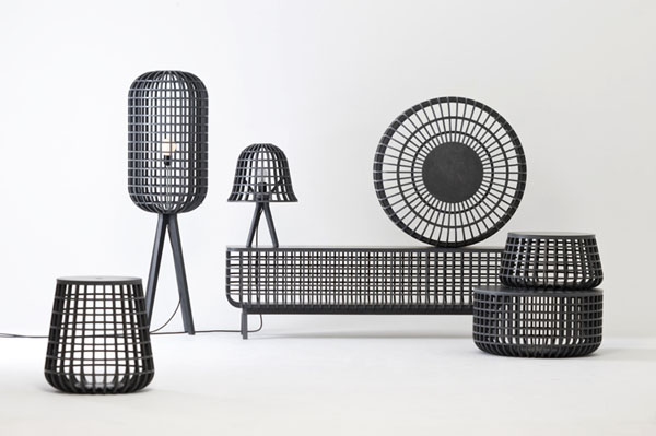 Dami Collection Korean furniture by Seung Yong Song 1 Dami Furniture: Traditional Korean design with an eco friendly twist
