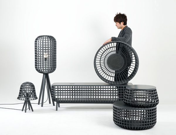 Dami Collection – Korean furniture by Seung Yong Song 6