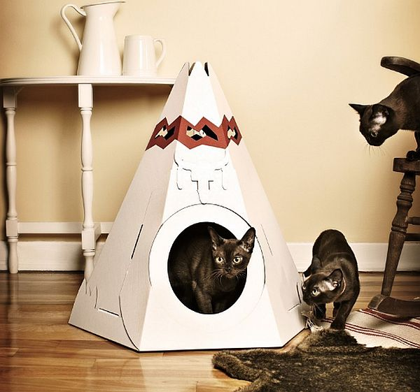 Fancy litter box covers for your cats How to Hide Your Cats Litter Box