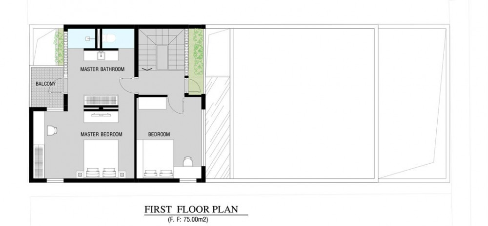 Go Vap Modern House – plan 2