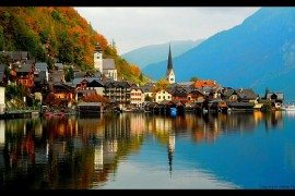 China Creates Replica of an Entire Austrian Village (HallStatt)