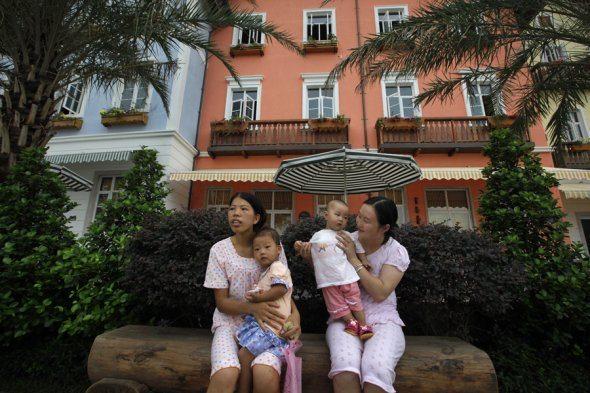 Hallstatt Replica in China 6