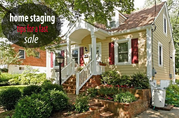 Home staging tips How to Stage Your Home to Sell Fast