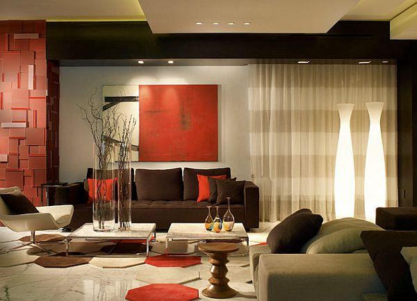 View In Gallery Modern Living Room