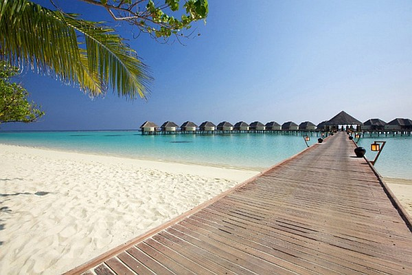Maldives vacation - Kuramathi Island Resort 2