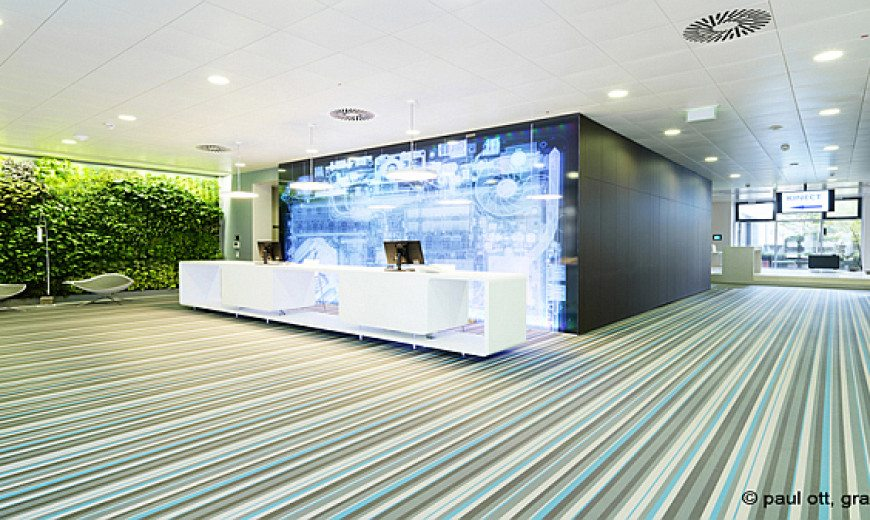 Microsoft Vienna HQ - office design 1