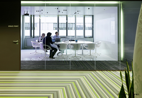 Microsoft Vienna HQ – office design 4