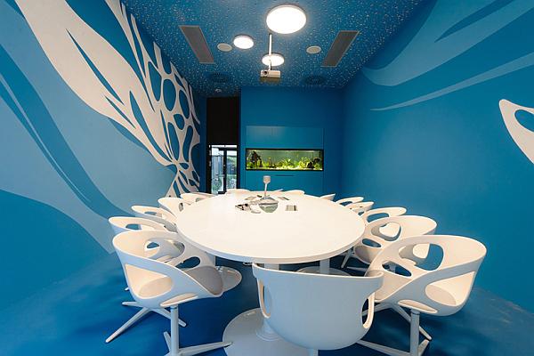 Microsoft Vienna HQ - office design 9
