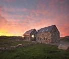 Modern Stone Hut
