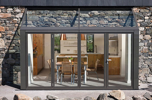 Connemara Residence Contemporary Styled Classic Stone Cottage