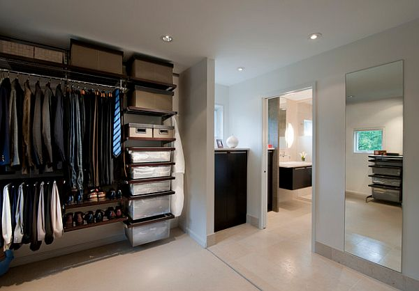 Modern closet design idea 7 Essentials to Luxury Closets