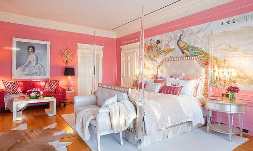 Pink Room Decor: How to Beautify Your Home with Pink
