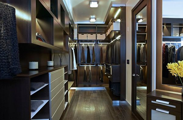 7 essentials to luxury closets - Modern home luxury doors ...