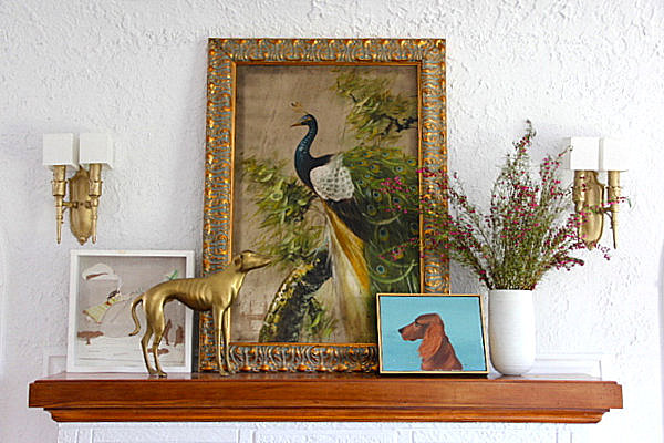 animal decor4 Creature Features: Animal Themed Decor