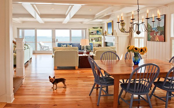 3 things every beach home needs for Beach home interiors