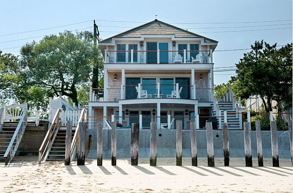 3 things every beach home needs for Beach style house exterior