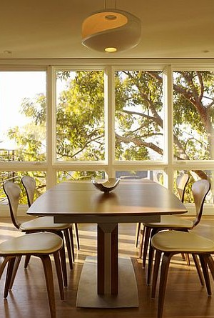 Stylish dining table chairs with a bistro feel