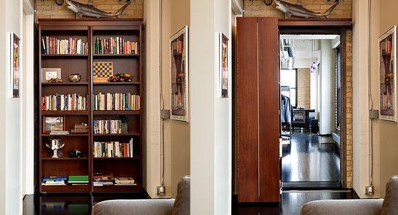 bookself-doors