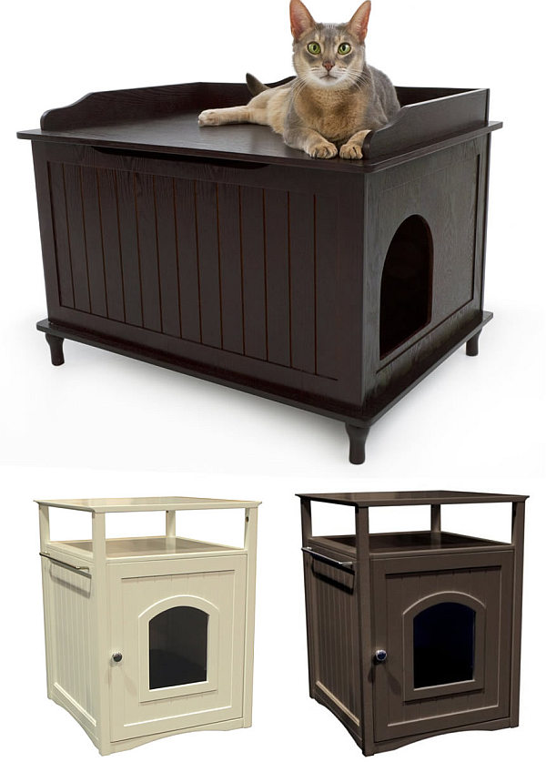 Decorative Litter Box Unique How To Hide Your Cat's Litter Box Inspiration