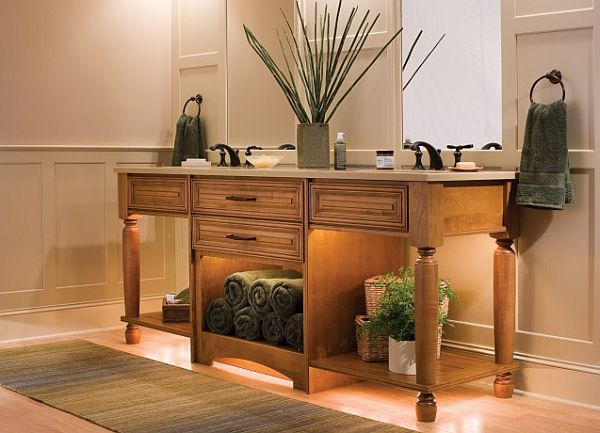 Caribbean Bathroom Design Ideas ~ Decorating with a caribbean influence
