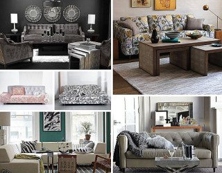 Sofa Style: 20 Chic Seating Ideas