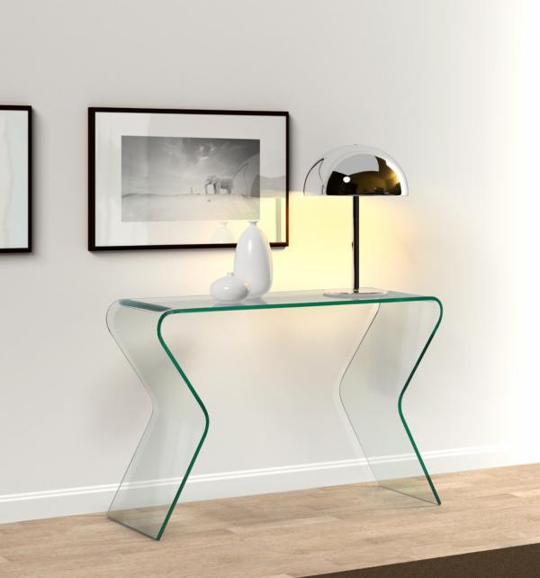 Make a stylish statement with console table decor - Table console modulable ...