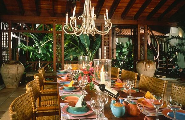 Decorating With A Caribbean Influence