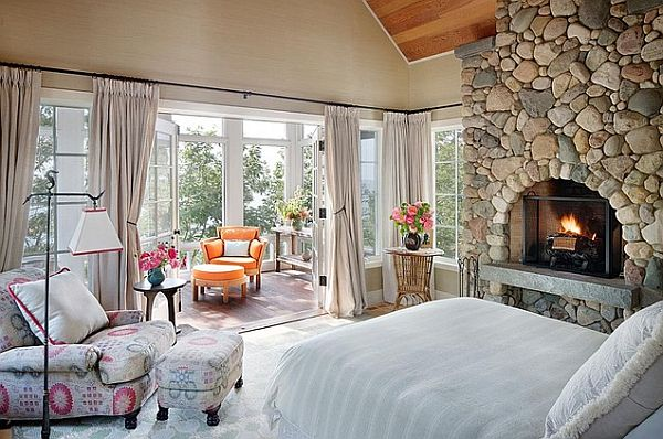 cottage style bedrooms. View in gallery Cottage Style Bedroom  Decorating with a Country Theme